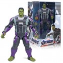 8 inch Hulk Avengers Quantum Warsuit toy model replaced hand