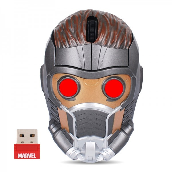 Avengers 3 Infinity War Marvel Original Star-Lord Wireless Mouse