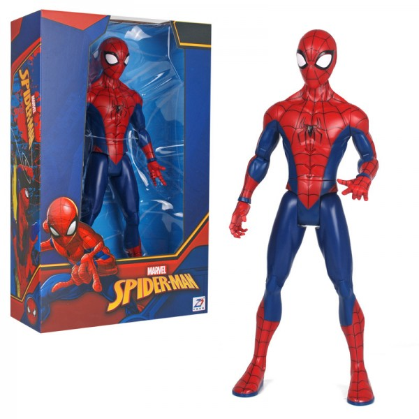 The new classic Spider-Man and holk toy is a portable 14 inch toy for children New Year