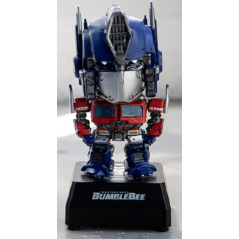 Transformers Optimus Prime highend collection Q version of the doll with speakers