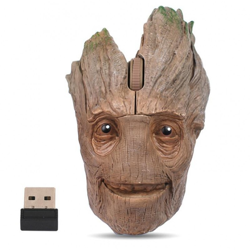 Guardians of the Galaxy 2 Ents Groot creative mouse
