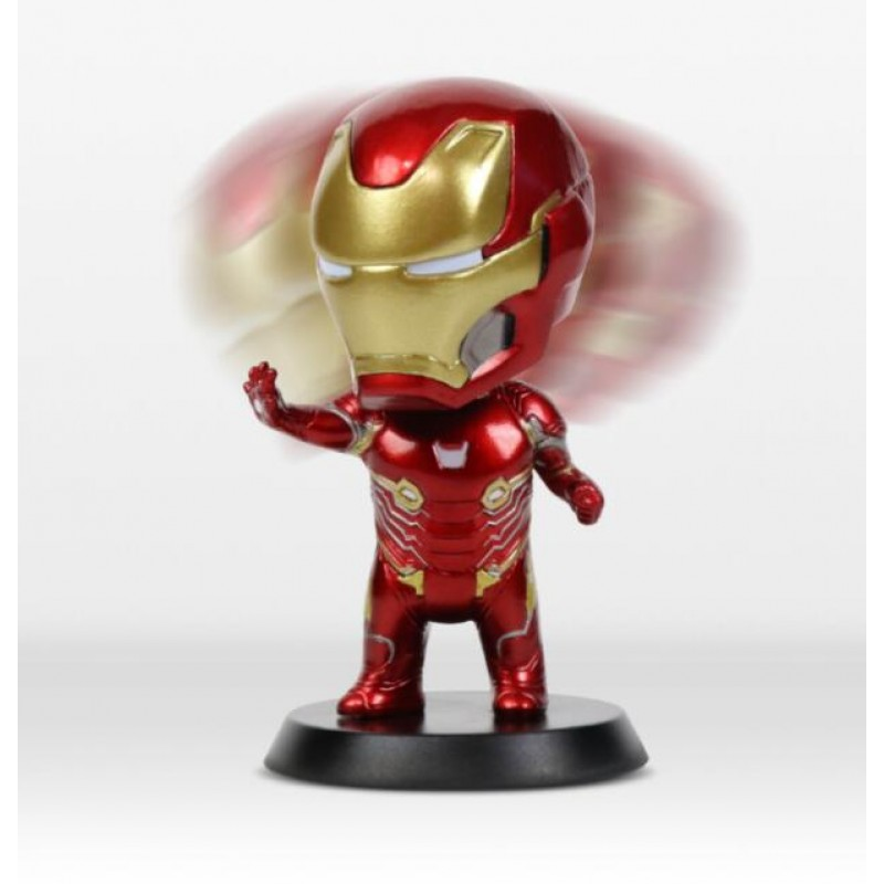 Only sale $35 Marvel Shaking head doll  Iron man , Captain America , Spider Man , Groot ,Thanos and so on